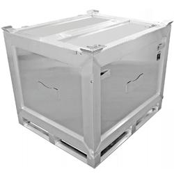 Aluminium-Container von Hercher Metallbau