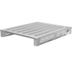 Aluminium-Industriepalette 5LS 2TK 4EF von Metallbau Hercher